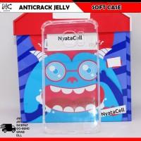 Soft Case Anticrack Samsung Galaxy S6 Edge /Soft Hard Casing Cover