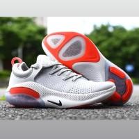 Sepatu Nike Joyride Run Flyknit University Grey Red Premium Original