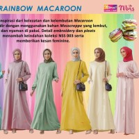 Gamis Nibras Nss 003 moscrepe