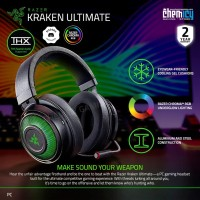 Razer Kraken Ultimate RGB THX 7.1 Spatial USB Gaming Headset