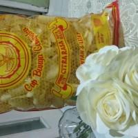 Kripik Singkong Bunga Cempaka, 450 gram