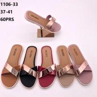 Sandal selop karet Balance 1106-33 wanita