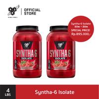 Bundle 1 BSN Syntha-6 Isolate 2lbs + 2lbs