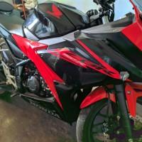 Motor Honda CBR 150R Victory Black Red