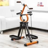 Master Gym Pedal Exercise Bike-Sepeda Statis Terapi Lutut Sendi Stroke