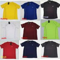 Tshirt Nike KW Baju Olah Raga Cowok Pria Bola Futsal Running Tenis Gym