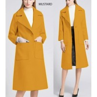 Pocket Long Coat