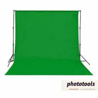 kain layar background green screen
