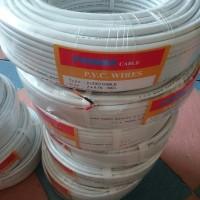 Kabel listrik serabut 2 x 0.75 PVC