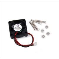 DC 5V 0.2A Cooling Fan w/ Screws for Raspberry Pi Model B+ / Raspberry