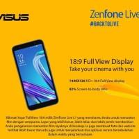Zenfone Live L1 2/16GB Garansi Resmi