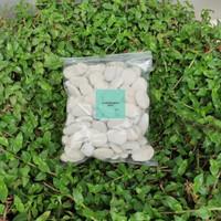 batu hias tanaman| aquarium aquascape| batu koral putih 1 kg
