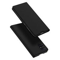 Case Samsung A71 - Dux Ducis Original Premium Flip Leather Casing