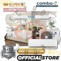 Gree GWC 0707CS - Ac Combo Split Inverter 3/4 Pk - 3/4 Pk New