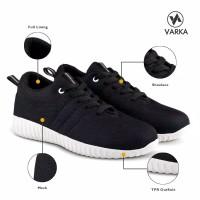 Sepatu Sneakers Kets dan Kasual bisa untuk jalan santai sekolah kuliah