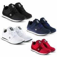 Sepatu Sneakers Kets dan Kasual Pria bisa untuk jalan, kerja, sekolah