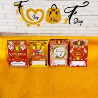 Hang Tag Label Imlek Sincia Chinese New Year Souvenir