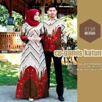 Dress Batik / Kebaya couple / Batik Kondangan / Gamis Wanita Terbaru