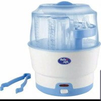 Baby Safe LB317 6 Bottle Express Steam Sterilizer