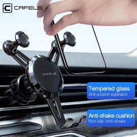 CAFELE ORIGINAL ALL ALLOY CAR PHONE HOLDER FOR PHONE IPHONE 11 PRO MAX