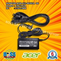 Charger adaptor Laptop Acer A1 65W 19V 3.42A new 2016 best quality