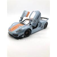 Welly Diecast - Porsche 918 RSR Skala 1:24