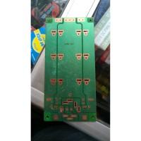 pcb power supply simetris 6 elko