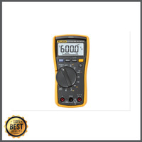 Electrician's Digital Multimeter with Non-Contact Voltage | Fluke 117