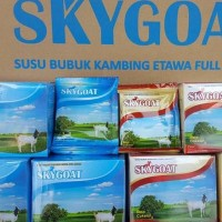 Susu Kambing Etawa Skygoat ( Sky Goat ) original / Asli per sachet