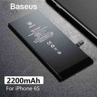 Baterai batere battery Baseus double power Iphone 6s 2200 mah