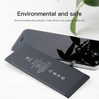 Baterai batere battery Baseus double power Iphone 8 2200 mah