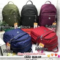 CB3528-8 Backpack Chibao Tas Ransel Chibao Bordir