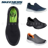 SKECHERS Gowalk 4 Incredible Original Sepatu Pria Sneakers - Free Dus