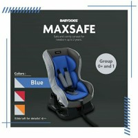 Car Seat dudukan mobil bayi Baby Does CH860