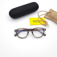 Kacamata frame moscot lemtosh size medium paket lensa minus plus cyl -