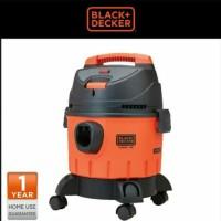 Black + Decker 1200W Wet & Dry Vacuum Cleaner