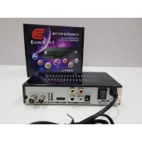 Set Top Box Evinix H1 DVB T2 Support Youtube IPTV
