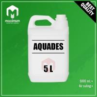 Aquadest / Akuades / Aquades / Air Suling / Air Aki Radiator - 5 Liter