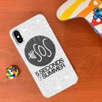 5 Second of Summer Case VIVO V5 V7 V9 V11 V15 VIVO Y53 Y55 Y65 Y69 Y81