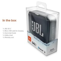 JBL GO 2 PORTABEL BLUETOOTH SPEAKER MINI ORIGINAL - Biru