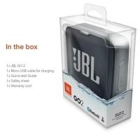 JBL GO 2 PORTABEL BLUETOOTH SPEAKER MINI ORIGINAL - Biru