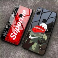 PREMIUM CASE CASING GLASS MOTIF 2 SUPREME FOR ASUS ZENFONE MAX PRO M2