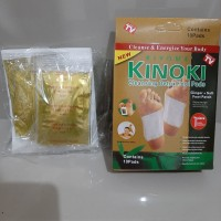 Kinoki Gold Ginger Salt Original Koyo Kinoki