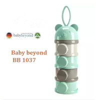 Baby beyond- BB 1038 Multi purpose formula & snack container (4 susun)