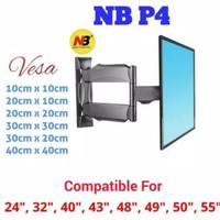 Bracket TV 55 50 49 45 43 40 33 INCH NB P4 UHD OLED LED