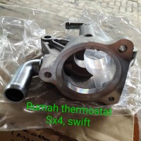 Rumah thermostat/thermostat housing SX4/X-Over, Swift