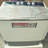 mesin cuci 2 tabung LG P1600RT / P 1600 RT NEW MODEL 16 kg