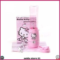 Shake n Take Hello Kitty 2 up Juicer Blender Kitty Blend Terlaris