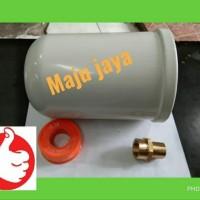 Tangki pompa air ISCO tabung wasser dab shimizu ps 130 bit 135 e