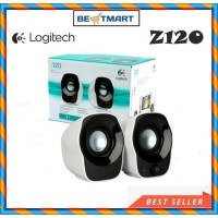 SPEAKER Laptop /PC / Komputer LOGITECH Z120 ORIGINAL / ORI usb